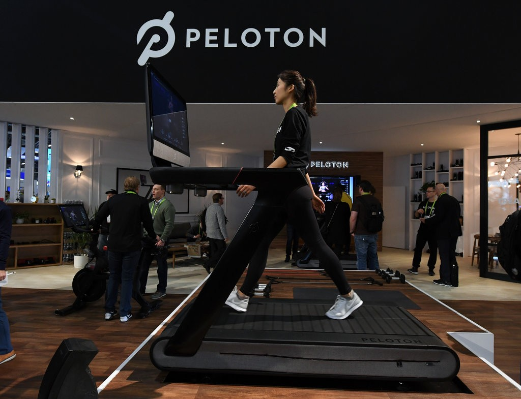 How Peloton Created a New Category of Fitness